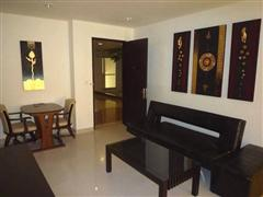 1 bedroom decorated in a traditional style at The Address 42 for rent - Condominium - Ekkamai - Ekkamai