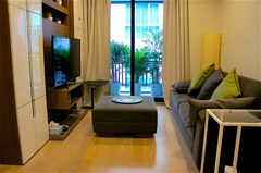 1 bedroom condo for rent and for sale at Art@Thonglor 25 - Condominium - Thong Lo - Thong Lo