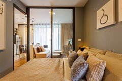 1 bedroom condo for sale at Bright Wongwian Yai - Condominium - Bukkhalo - Thon Buri