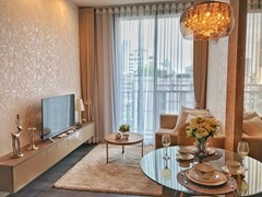 Condo for rent at Edge Sukhumvit 23 One bedroom - Condominium - Nana - Asoke