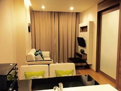 The Address Sathorn 1 bedroom condo for rent - Condominium - Sathorn - Chong Nonsi