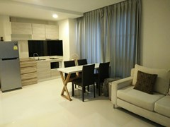 1 bedroom condo for rent at Acqua Condo Jomtien - Condominium - Jomtien - Jomtien