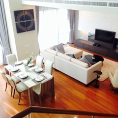 3 bedroom duplex condo for rent at Bright Sukhumvit 24 - Condominium - Phrom Phong - Phrom Phong
