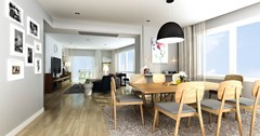 Millennium Residence 3 bedroom condo for sale or rent  - Condominium - Phrom Phong - Phrom Phong