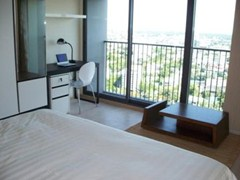 Large 1 bedroom condo for rent at Noble Remix  - Condominium - Thong Lo - Thong Lo