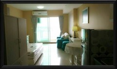 Studio condo for rent at Supalai River Resort - Condominium - Samre - Thon Buri