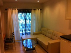 One bedroom condo for sale at The Terra Ratchayothin - Condominium - Lat Yao - Chatuchak
