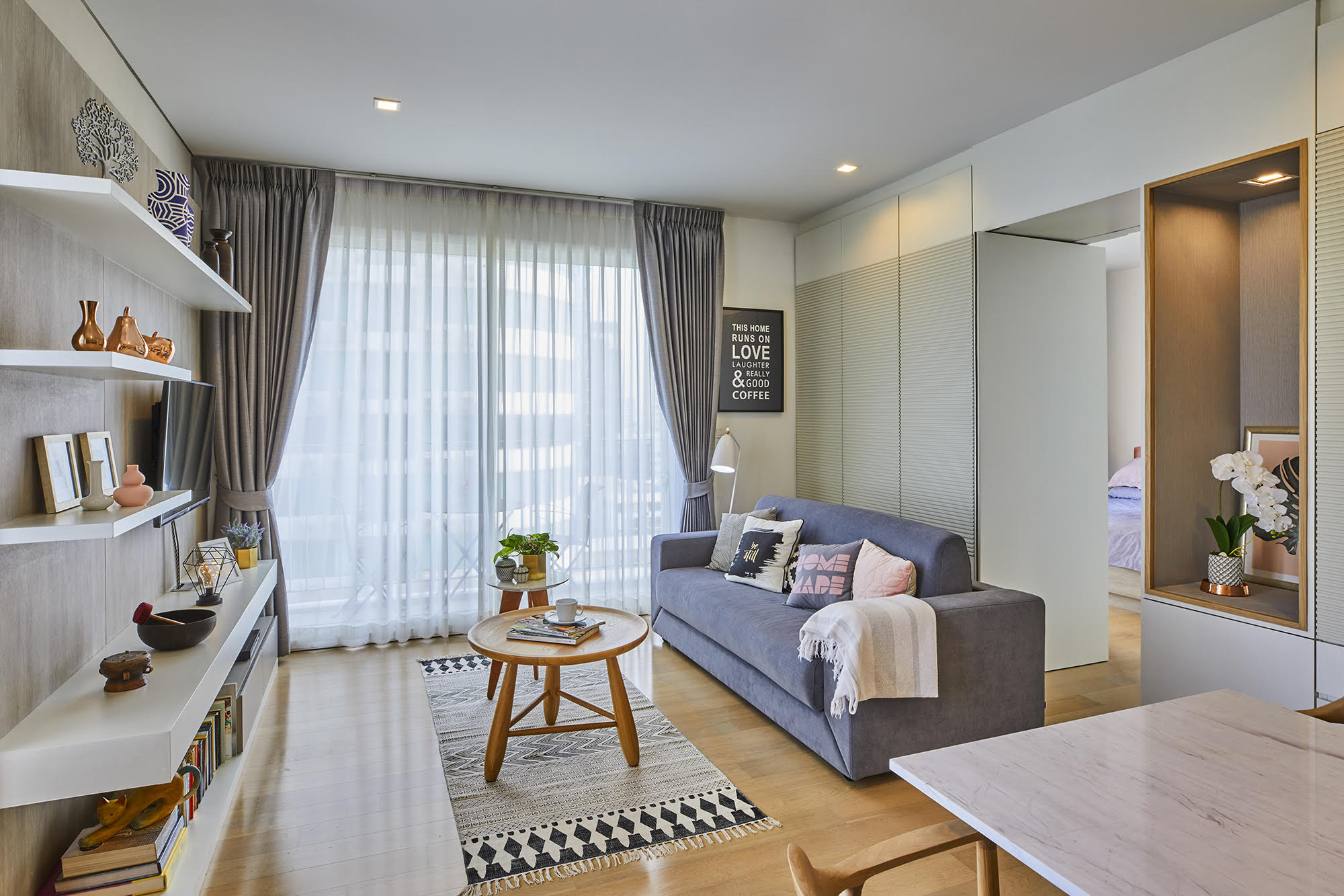1 Bedroom Condo For Sale At HQ Thonglor By Sansiri
