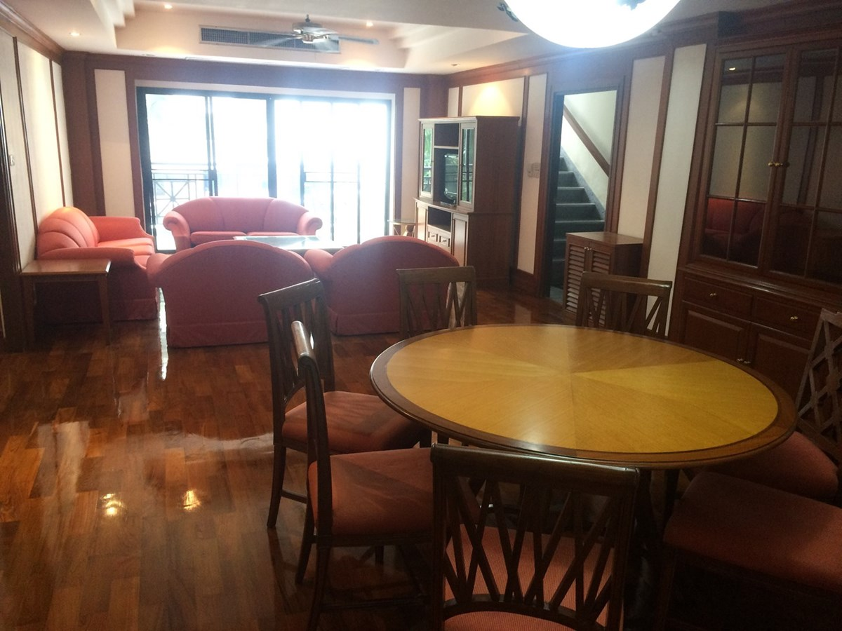 Insaf Court Apartment For Rent Nana Bangkok 7724 (13)