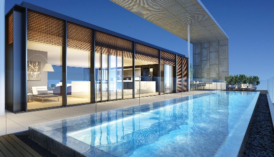 Bkkcondos for Appartement avec piscine paris