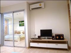 Nice 1 bedroom condo for rent at Rhythm Ratchada  - Condominium - Samsen Nok - Ratchada