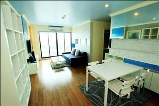 Newly Renovated and Fully Furnished 2BR unit at Lumpini Place Narathiwas-Chaopraya - Condominium - Rama 3 - Rama 3