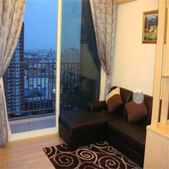 Cosy 1 bedroom for rent at Siri at Sukhumvit