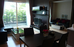 2 bedroom condo for rent at Siri at Sukhumvit