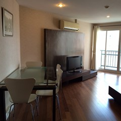 2 bedroom condo for rent at Belle Park Residence, Narathiwas - Condominium - Chong Nonsi - Narathiwas