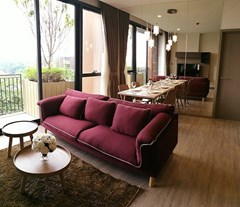 2 bedroom condo for rent at Mori Haus - Condominium - Phra Khanong Nuea - Phra Khanong