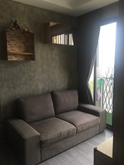 1 bedroom condo for rent at Nye by Sansiri - Condominium - Khlong Ton Sai - Wongwien Yai