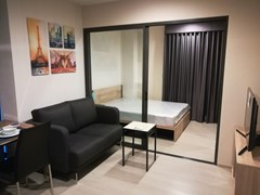 1 bedroom condo for rent at Rhythm Asoke 2 - Condominium - Rama 9 - Rama 9
