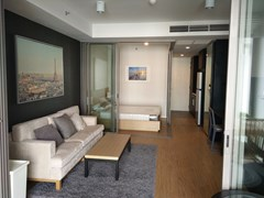 1 bedroom condo for rent at Siamese Surawong