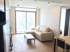 1 bedroom condo for sale with tenant at Siamese Surawong