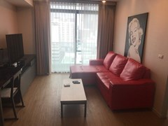 1 bedroom condo at Siamese Surawong for sale with a tenant
