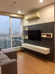 2 bedroom condo for rent at The Complete Narathiwas - Condominium - Chong Nonsi - Narathiwas