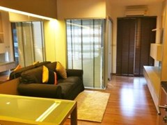 1 bedroom condo for rent at The Seed Musee - Condominium - Phrom Phong - Phrom Phong