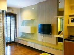 The Seed Musee One bedroom condo for rent - Condominium - Phrom Phong - Phrom Phong