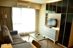 1 bedroom condo for sale with tenant at Tidy Thong Lo - Condominium - Thong Lo - Thong Lo