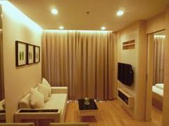 The Address Asoke: 1 bedroom condo for rent - Condominium - Makkasan - Petchaburi