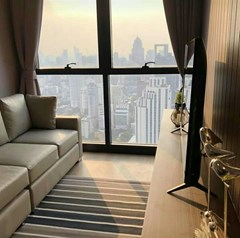 Ashton Asoke 1 bedroom condo for rent
