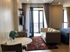 Ashton Asoke 1 bedroom condo for rent - Condominium - Khlong Toei Nuea - Asoke