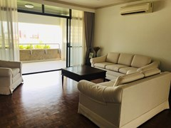 3 bedroom apartment for rent at Baan Sailom - Condominium - Thung Maha Mek - Sathorn