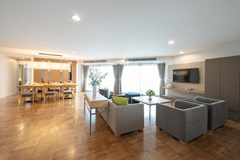 3 bedroom condo for rent at Bangkok Garden - Condominium - Chong Nonsi - Sathorn