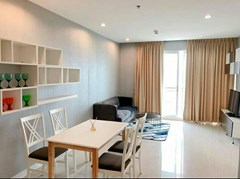 2 bedroom condo for rent at Circle Condominium - Condominium - Makkasan - Petchaburi