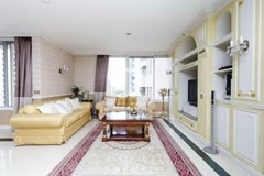 Langsuan Ville 2+1 bedroom condo for rent and sale - Condominium - Lumphini - Langsuan