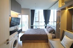 Noble Revolve Ratchada Studio for rent - Condominium - Huai Khwang - Ratchada
