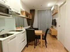 1 bedroom condo for rent at Q House Sukhumvit 79 - Condominium - Phra Khanong Nuea - On Nut