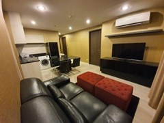 Rhythm Sathorn - Narathiwas 2 bedroom condo for rent