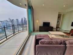 Royce Private Residences 3 bedroom condo for rent