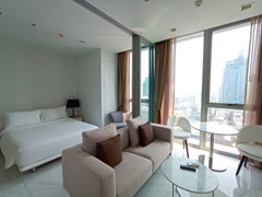 1 bedroom property for sale and rent at Hyde Sukhumvit 11 - Condominium - Khlong Toei Nuea - Nana