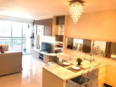 1 bedroom condo for rent at Voque Condominium - Condominium - Khlong Toei - Asok