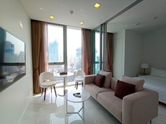1 bedroom condo for rent and sale at Hyde Sukhumvit 11 - Condominium - Khlong Toei Nuea - Nana