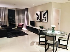 Fullerton 2 bedroom property for rent - Condominium - Khlong Tan Nuea - Ekkamai