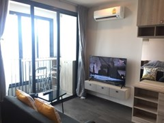Ideo Q Siam-Ratchatewi 1 bedroom condo for rent - Condominium - Thanon Phaya Thai - Phaya Thai