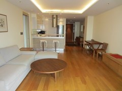 1 bedroom condo for rent at Le Monaco Residence - Condominium - Samsen Nai - Ari