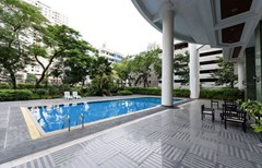 3 bedroom condo for rent at Le Raffine 24 - Condominium - Khlong Tan - Phrom Phong