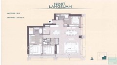 Nimit Langsuan 3 bedroom property for sale