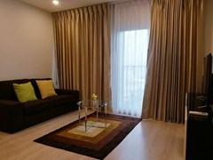 2 bedroom condo for rent at Noble Revolve Ratchada - Condominium - Huai Khwang - Huai Kwang