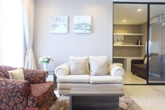 Quinn Condo Ratchada 2 bedroom for rent - Condominium - Din Daeng -